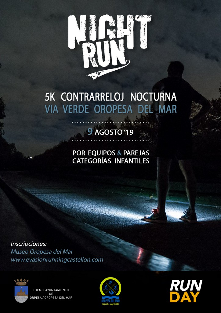 Night Run Oropesa del Mar